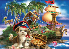Ravensburger Cute Puppy Pirate 35 Piece Kids Jigsaw Puzzle RB08764-8