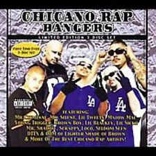Chicano Rap Bangers (2005, CD NIEUW) Explicit Version3 DISC SET