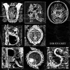"DIR EN GREY ""UROBOROS"" CD LIMITED EDITION NEU"
