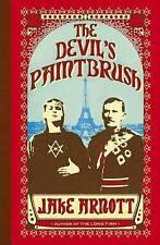 The Devil's Paintbrush by Jake Arnott (Hardback, 2009) New Book