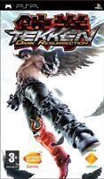 Tekken: Dark Resurrection - Platinum Edition (PSP)