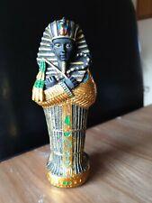Egyptian Mummies Figure Trinket box /Statue Ornament