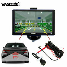 """7"""" GPS Navigator System LCD Touch Screen Navigation Bundle +Car Charger for Car"""