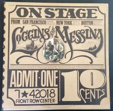 Loggins & Messina, On Stage-Live, Double LP, Gatefold, Ex. Cond. 1974