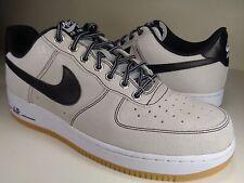 Nike Air Force 1 Platinum Gum Brown Black White SZ 10 (488298-068)