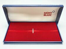 Vintage Montblanc Pen Case