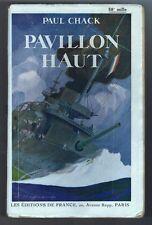 1929 - P.Chack -Pavillon Haut - Marins Francais -  Les Editions de France