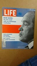 1971 January 29 Vintage LIFE Magazine Cover: BOB HOPE: AN AMERICAN INSTITUTION