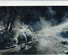 Feerie Hivernale France Postcard used VGC
