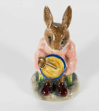 1972 Db2 Royal Doulton Bunnykins Figurine Buntie Helping Mother- Excellent