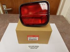 Genuine Honda CRV N/S Rear Lower Fog Light Unit (99 to 2002) Euro LHD Model