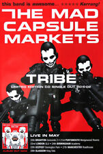 The Mad Capsule Markets poster - Tribe