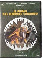Il Fiume del Grande Caimano DVD Sergio Martino Mel Ferrer