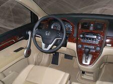 PREMIUM WOOD DASH TRIM KIT 41 PCS FITS HONDA CR-V 2007-2009 W/O NAV SYSTEM