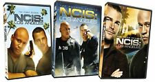NCIS LA Los Angeles ~ Season 1-3 (1 2 & 3) ~ BRAND NEW 18-DISC DVD SET