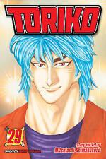 Toriko: Vol 29 by Mitsutoshi Shimabukuro (Paperback)   9781421577821