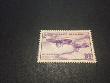 France airmail stamp C7 mint hinged