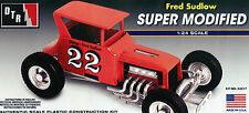 Fred Sudlow #22 Super Modified kit