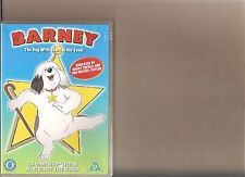 BARNEY THE DOG WITH STARS IN HIS EYES DVD KIDS RETRO 80S COMPLETE COLLECTION