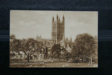 Gloucester Cathedral (N.E) - Vintage RP Frith's Series Postcard - Unposted.
