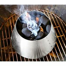 Bbq Kettle Grills 22 26.75 Wsm - Stainless Steel Accessories Charcoal Accessory