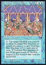 Vodalian War Machine | EX | Fallen Empires | Magic MTG