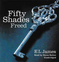 E.L. JAMES - Fifty Shades Freed - Unabridged CD Audio Book - NEW & Sealed