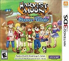 Harvest Moon: Skytree Village (Nintendo 3DS, 2016)