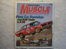 Muscle Machines 2005 May 1970 Oldsmobile 4-4-2 1967 Plymouth GTX