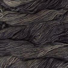 Malabrigo Merino Worsted Aran Yarn / Wool 100g - Frost Gray (606)