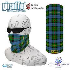 Smith Clan Scottish Tartan Multifunctional Headwear Neckwarmer Snood Bandana