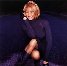 CD WHITNEY HOUSTON - MY LOVE IS YOUR LOVE