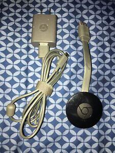 Google Chromecast 2nd Generation HD WiFi Media Streamer with USB - Black NC2-6A5