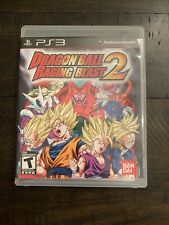 Dragon Ball: Raging Blast 2 (Sony PlayStation 3) [CIB] GREAT CONDITION!