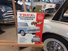 1958 TRUE'S AUTOMOBILE YEARBOOK #7