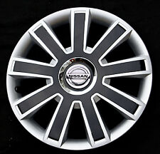 """Set of  4x 15"""" wheel trims to fit  Nissan Micra,Note,Almera"""