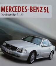 Mercedes-benz SL Die Baureihe R 129 (allemand) Relié – septembre 2014