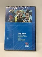 Padi Open Water Diver Video Dvd 2-disc Multilingual Version Brand New