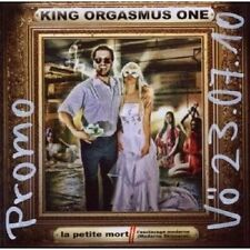 King orgasmo One-La petite mort 2 schiavitù CD NUOVO
