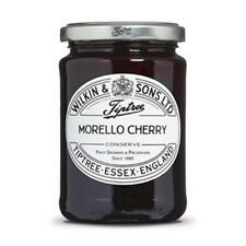 Tiptree Morello Cherry Conserve (2 Jars x340g) Quality English Jam