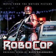 Robocop - Complete Score - Limited Edition - Basil Poledouris