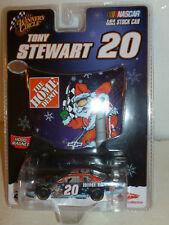 #20 TONY STEWART HOLIDAY SAM BASS HOOD 2007 CHEVY  WINNERS CIRCLE 1/64