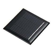 Módulo Panel Solar Placa Cargador Batería 2V 120MA 0.24W para Juguete DIY Móvil