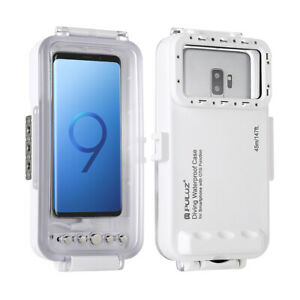 PULUZ Underwater Housing Waterproof Case Smart Phone Shell Protective Cover A3R1