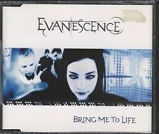 Evanescence - Bring Me to Life / Farther Away / Missing CD (single)