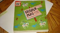 """Chisholm Trail Children's Record Guild 10"""" 78 RPM 1950's Will Greer"""