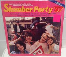 SEALED MINT! JERRY LEE LEWIS / THE PLATTERS / BIG BOPPER 50s Doo Wop Vinyl LP