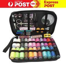 96pc Beginner Embroidery Sewing Kit Tools Travel Emergency Repair Sew Supplies