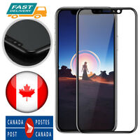 Apple iPhone X 5D Tempered Glass Screen Protector Full Screen Cover