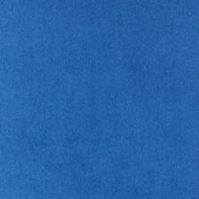 "Genuine Ultrasuede RP 58"" Wide ExtraWide Fabric by The Yard #2801 Jazz Blue#2"